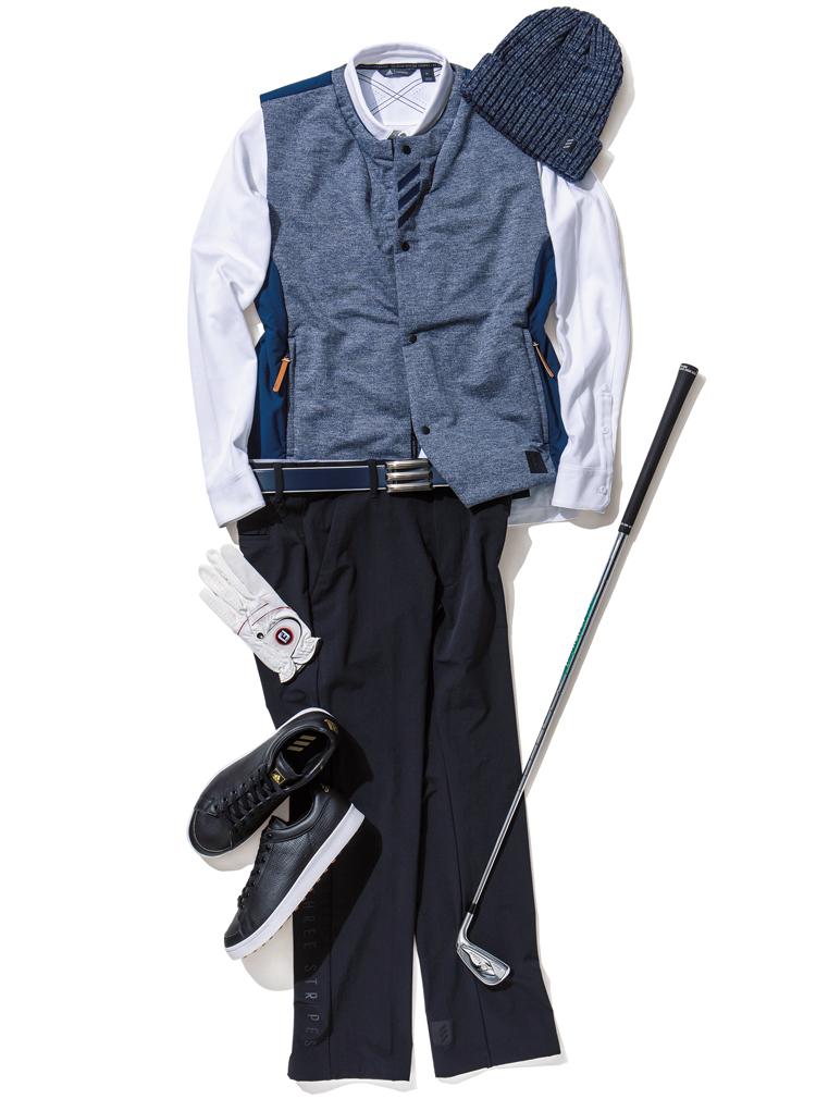 午後ゴルフ