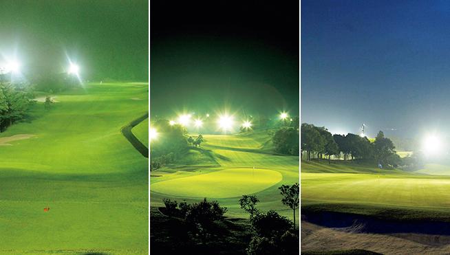 平日、仕事の後にゴルフを楽しめる!「ナイター対応コース」3選