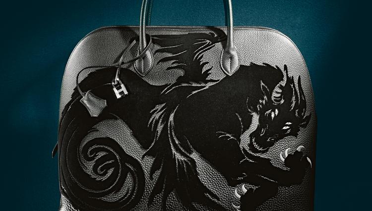 「エルメス」初のファスナー付き旅行鞄が蘇った!