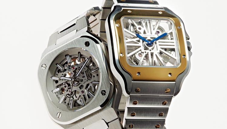 次に腕時計を買うなら「角型のスケルトン」を強くおすすめする理由