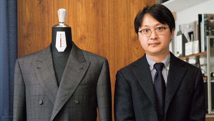 ナポリと日本で学んだ新鋭「サルトリア イコア」のスーツの魅力とは?