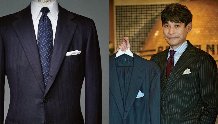 服飾評論家・池田哲也さんが語る「アントニオ・パニコ」のスーツの魅力とは?