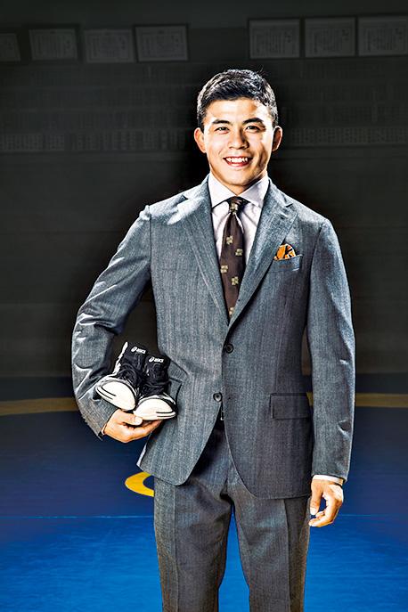 文田健一郎選手
