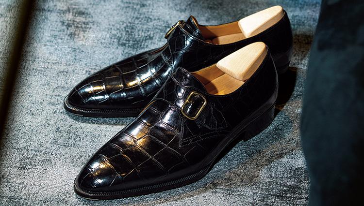 フランス国家最優秀職人賞の靴職人が手がける、至高のクロコ靴とは