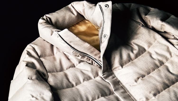 5000種類の生地から選べる!「ドーメル」のダウンジャケットオーダーが凄い!