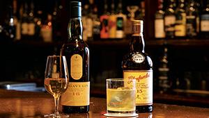 バーテンダーが教える「シングルモルト」基本の2杯、ツウの2杯とは?