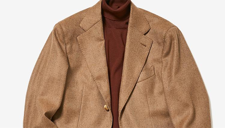 「仕事で品良く見える」ジャケットスタイルって?