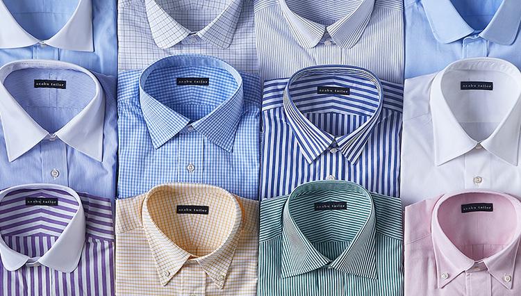 1万6000円で2枚作れる!「麻布テーラーのオーダーシャツ」フェアが1月3日スタート