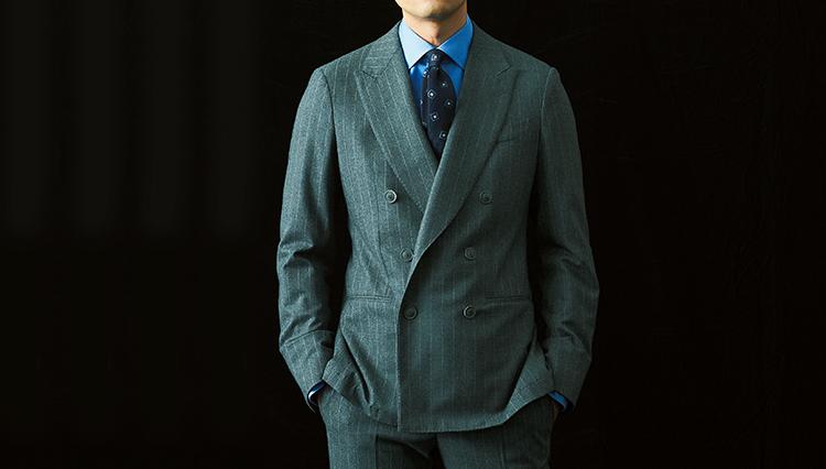 この冬、'80sな「ジョルジオ アルマーニ」のスーツがカッコいい!