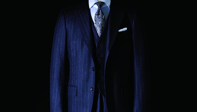 「ビームスFのスーツ」が、きちんと見えながら着心地が良い理由