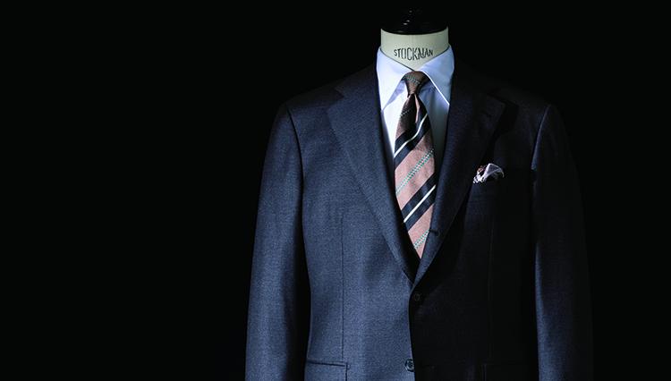 「ストラスブルゴのスーツ」日本人体型を熟考したこだわりパターンとは?