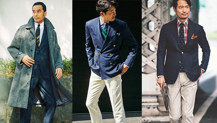 【2019年まとめ】「トラッドミックス」なスーツ&ジャケパンスタイル8選
