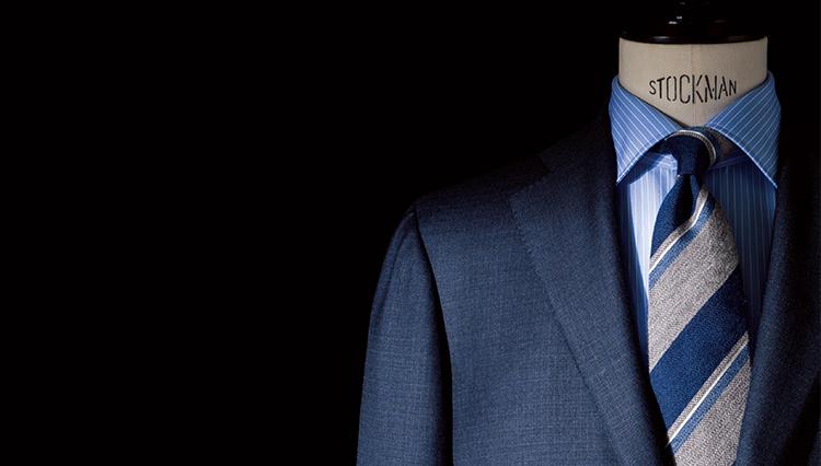 日本の気候・ビジネスシーンに最適な「シップス」のスーツ地とは?