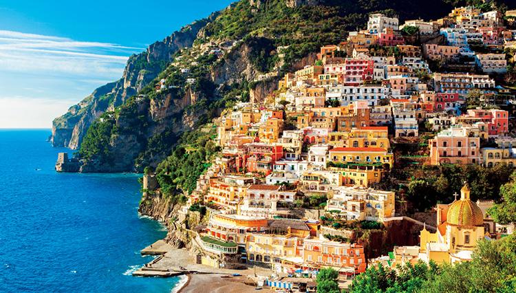 南イタリアの絶景世界遺産・アマルフィ泊→アルベロベッロ・ナポリの旅【2020エグゼクティブのGW旅】