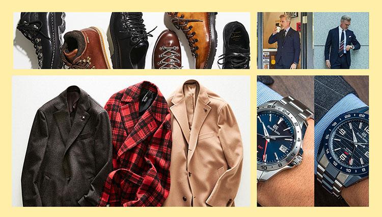 今シーズンの大物買いはアウターか、国産時計か、ブーツにするか?【人気記事TOP5】