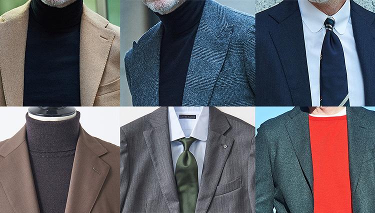 1月に人気だった「スーツ&ジャケットの胸元」BEST10はコレだ!