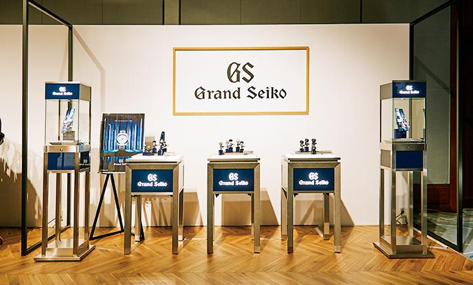<p><strong>Grand Seiko</strong><br /> 今回受賞者6名も身に着けた、日本が誇る信頼の時計ブランド。気品に満ちた風格が魅力。</p>