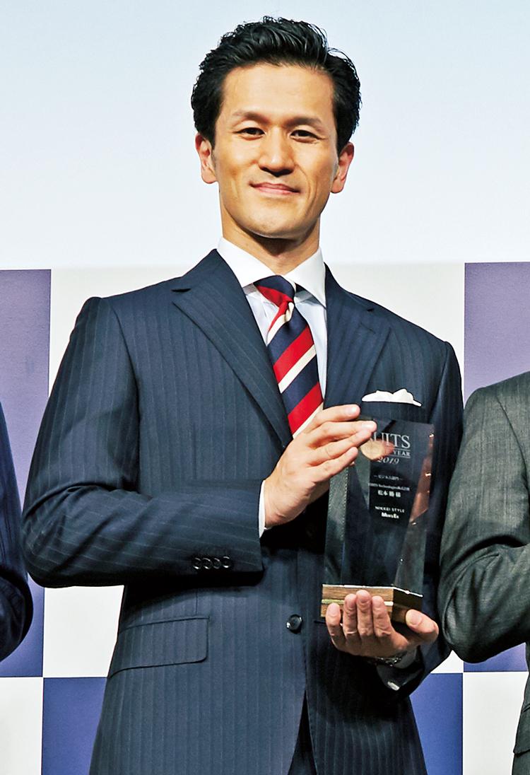 松本勝さん