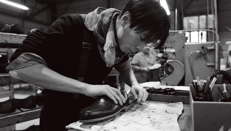 ジェイエムウエストンの名靴「180」を、交換留学靴職人が体験製作