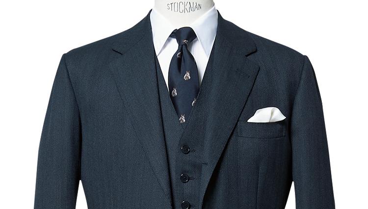 「バタク」のスーツ、その貴族的な美しさの秘密とは?