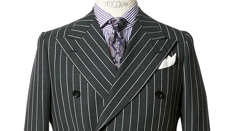 「サルトリア イプシロン」のスーツ、ミラノ仕立ての独自理論とは?