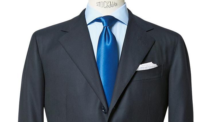 「ペコラ 銀座」のスーツ、エグゼクティブに似合う凛々しい仕立てとは?