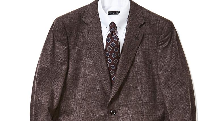 ブラウンスーツをモダンに着こなす極意とは?