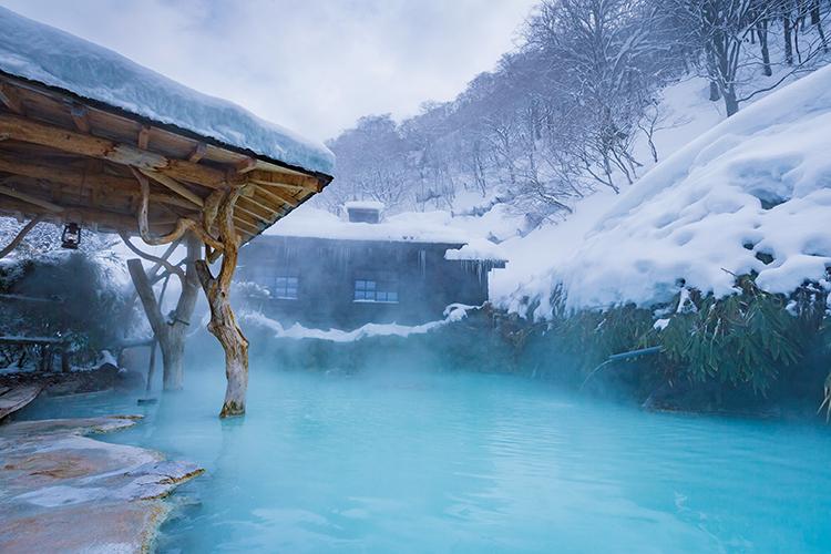 鶴の湯温泉(秋田県・乳頭温泉郷)