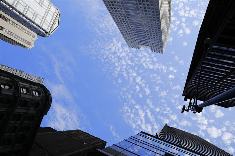 シカゴの摩天楼