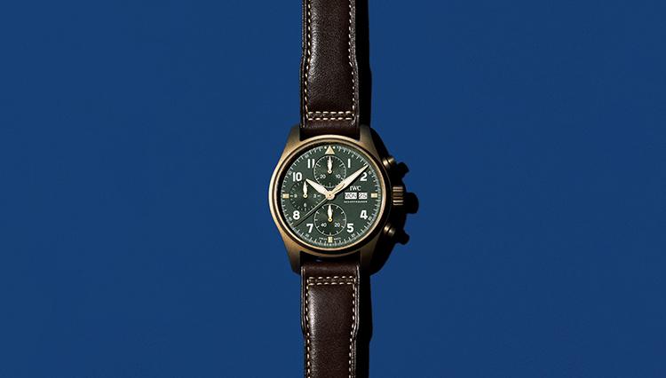 「IWCの腕時計では、こういうパイロット系が一番好き」【編集部員の名作予報】
