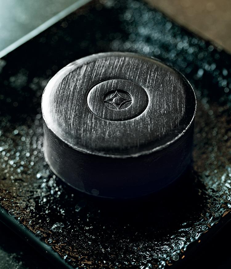 墨石鹸「MIDORI」