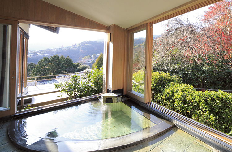 石葉 (神奈川県・湯河原温泉)
