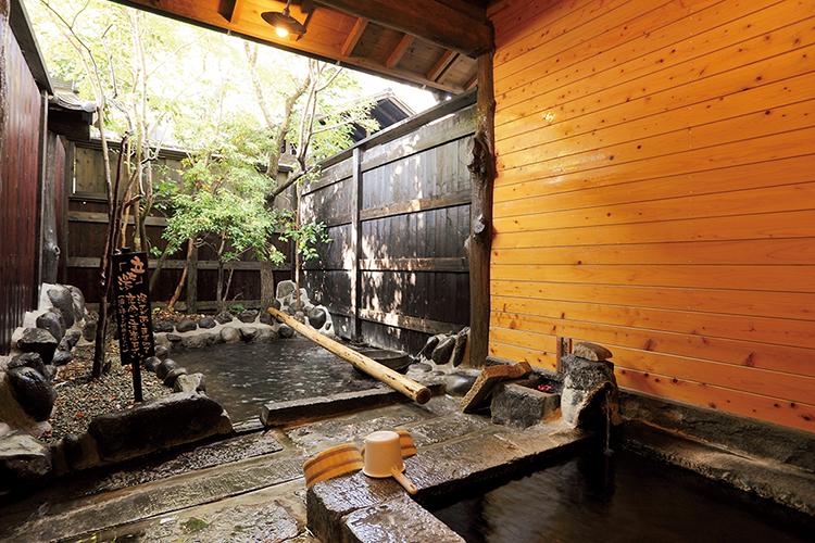 米屋別邸(熊本県・杖立温泉)