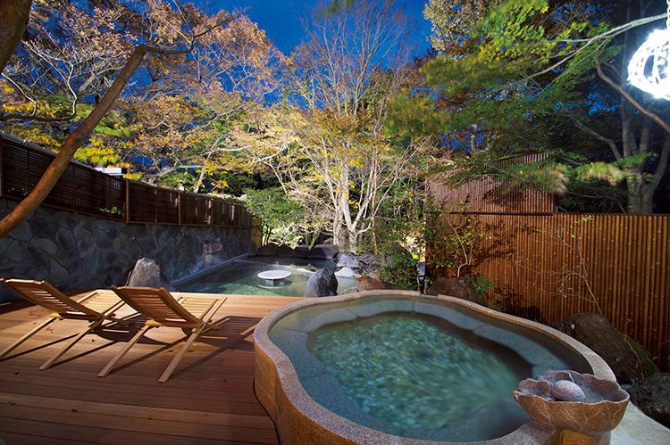 円かの杜(神奈川県・箱根強羅温泉)