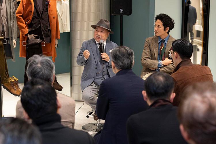 西口さん松山さん時計トーク