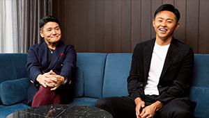 東京五輪ゴルフ日本代表コーチ・丸山茂樹&北島康介「子どもたちに夢を見せたい」