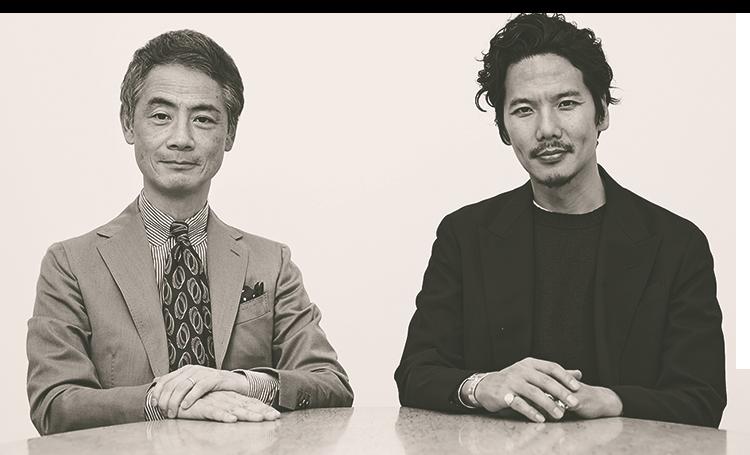 中村達也氏 & 西口修平氏