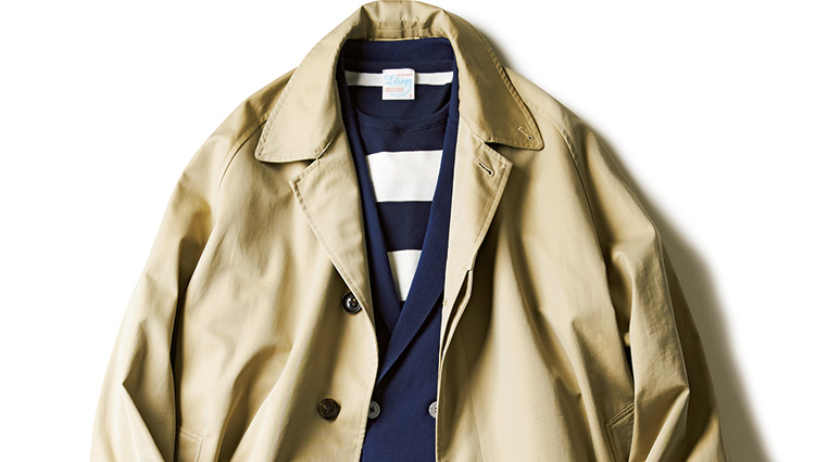 ビームス中村さんに今季の「バルマカーンコート」の着こなしテクを聞いてみた!