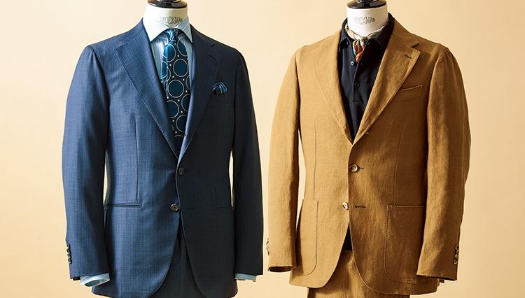 「カルーゾ」のスーツが、今セレクトショップで人気の理由
