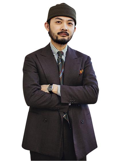 <p><strong>「アーモリー」香港店<br /> ジャン・トン氏</strong><br /> もともとアーモリーファンで、2014年に同店に参加。現在は香港のお店で接客を務めつつ、バイイング担当としてピッティにも赴く。</p>