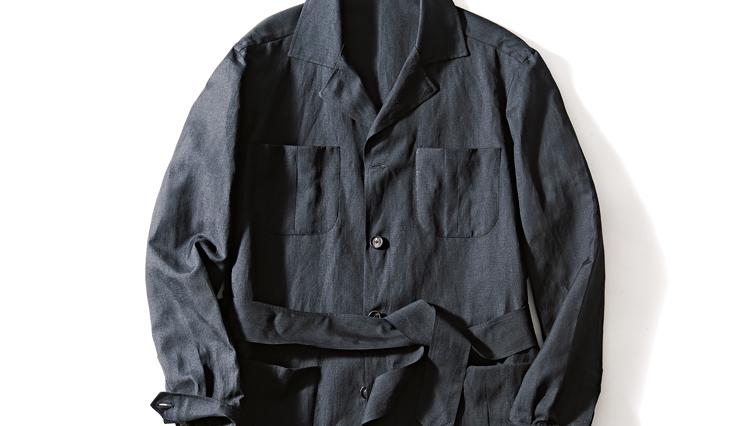 旬の「4ポケジャケット」、大人っぽく見せるなら断然「黒」