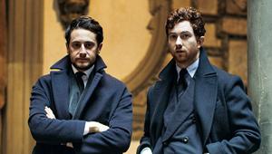 """ロンドンの注目店「アングロ・イタリアン」の2人が着こなす""""クラシックスタイルの今"""""""