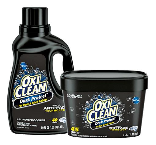 黒を美しく保つ洗剤を知っている?