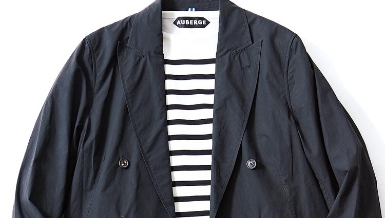 休日の黒ジャケットに似合うTシャツはコレ!