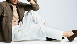 40代メンズでも穿ける「大人の軍パン」選びの条件は?
