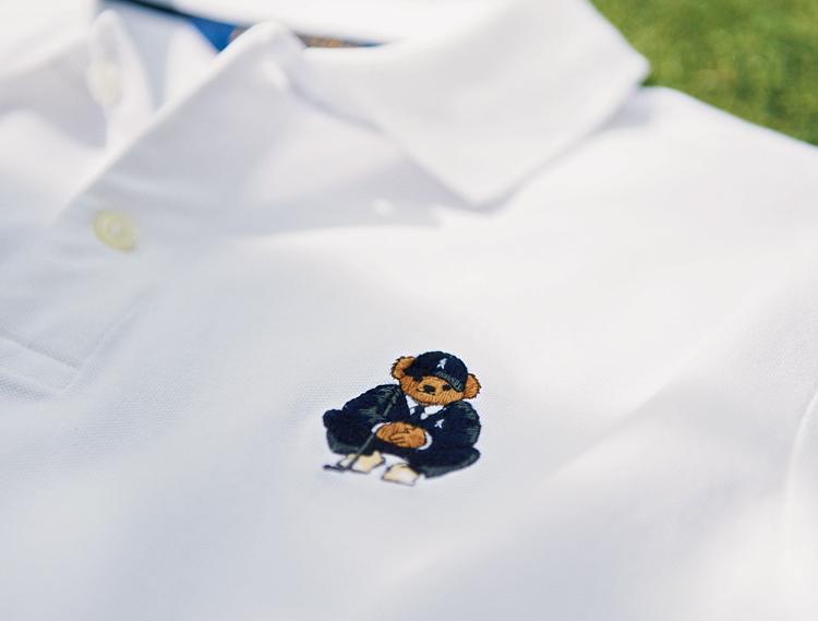 ポロ ゴルフのポロベアポロシャツ