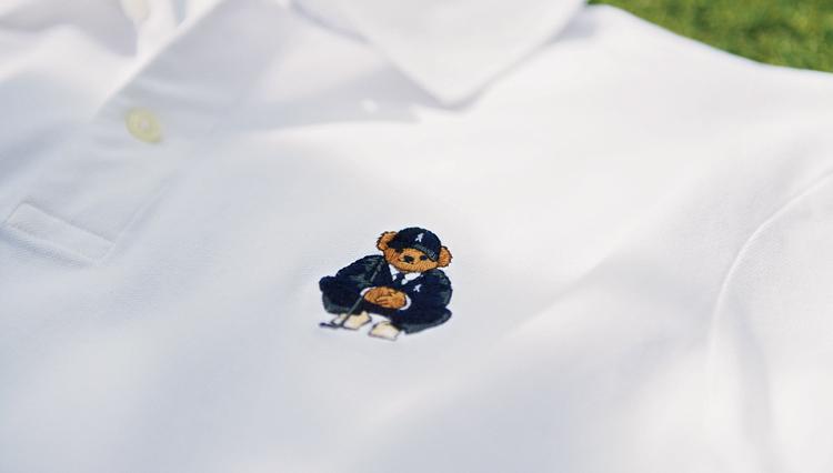 """ゴルフコーデの""""ポロベア""""が愛らしい!ラルフ ローレンの新作ポロシャツ"""