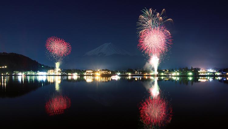 「真冬の花火大会」今シーズンまだ見られるのはどこ?