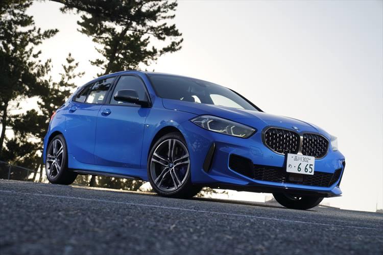 BMWのエントリーモデル1シリーズ