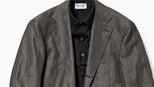 金曜夜、出かける日のスーツはこんな配色で遊びを!